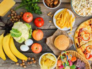 Problematika průmyslově zpracovaných potravin